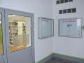 wejście do biblioteki