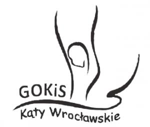Kąty Wrocławskie GOKIS logo